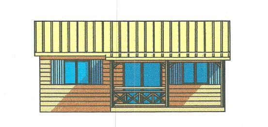 kit villa bois t3 promotions concept habitat bois industrie fabrication de maison ossature. Black Bedroom Furniture Sets. Home Design Ideas