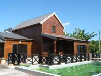 Les r alisations concept habitat bois industrie for Modele maison bourbon bois reunion